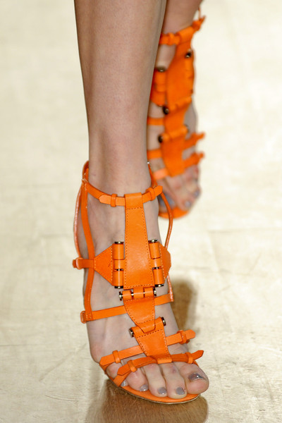 Antonio Berardi at London Spring 2011 (Details)