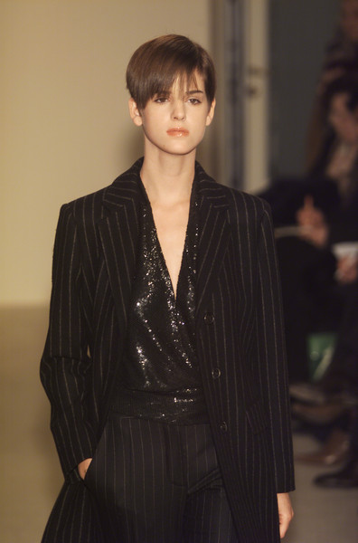 Antonio Fusco at Milan Fall 2001