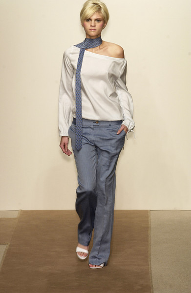 Antonio Fusco at Milan Spring 2003