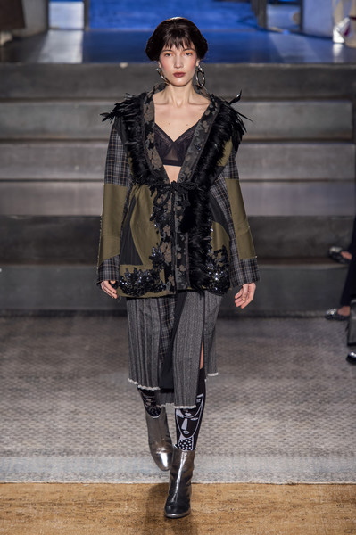 Antonio Marras at Milan Fall 2019
