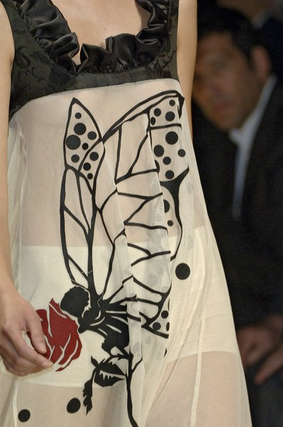 Antonio Marras at Milan Spring 2007 (Details)