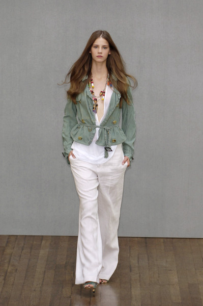 Aquascutum at London Spring 2006