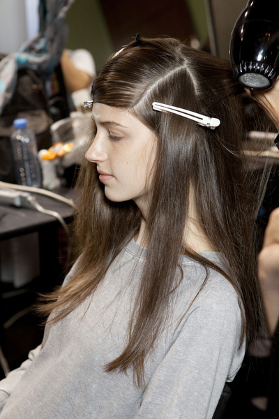 Aquilano.Rimondi at Milan Spring 2014 (Backstage)