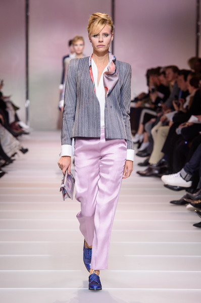 Armani Privé at Couture Spring 2018
