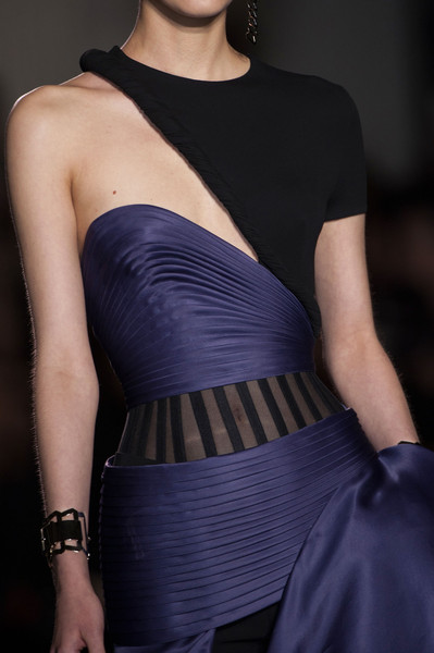 Versace Couture Details, Fall 2014