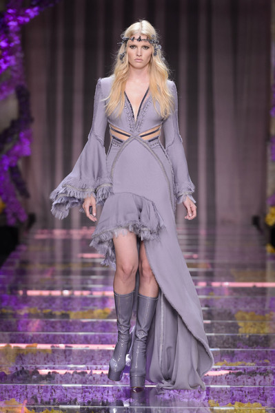 Atelier Versace at Couture Fall 2015