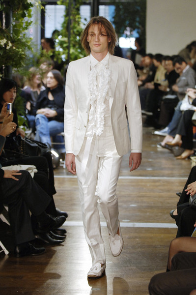 Atsuro Tayama at Paris Spring 2006
