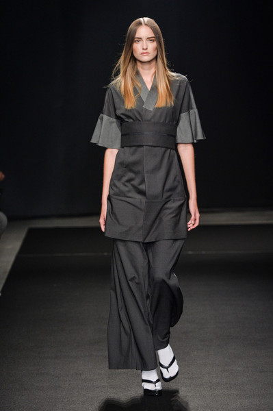 Atsuro Tayama at Paris Spring 2015