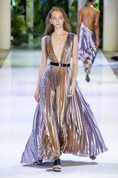 Azzaro Couture at Couture Fall 2018