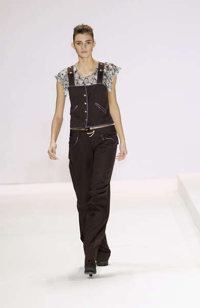 BCBG Max Azria at New York Fall 2003