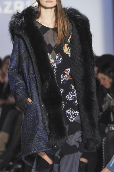 BCBG Max Azria at New York Fall 2013 (Details)