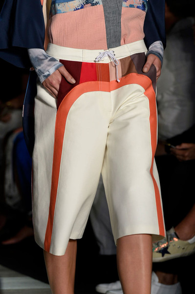 BCBG Max Azria at New York Spring 2016 (Details)