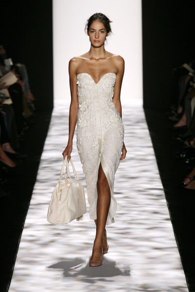 Badgley Mischka at New York Spring 2007