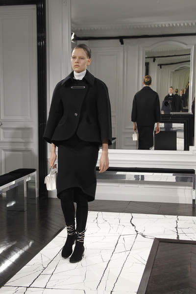 Balenciaga at Paris Fall 2013