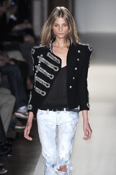 Balmain at Paris Spring 2009