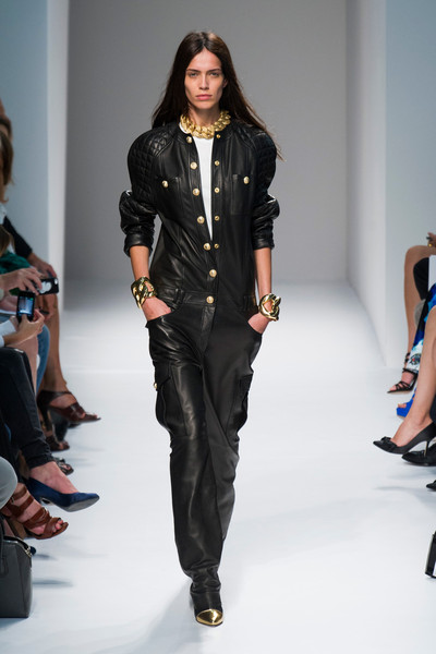Balmain at Paris Spring 2014