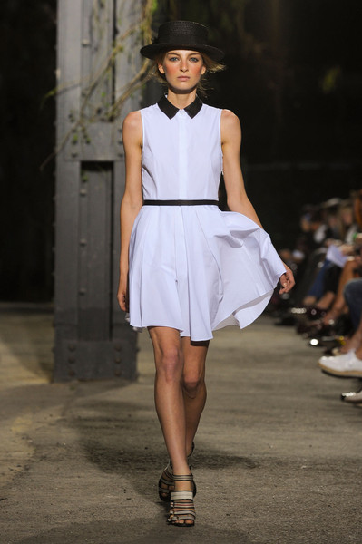 Band of Outsiders at New York Spring 2012