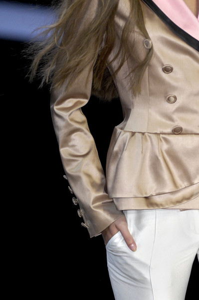 Barbara Bui at Paris Spring 2008 (Details)