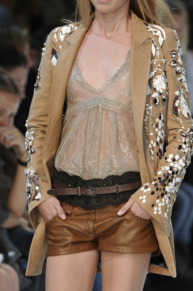 Barbara Bui at Paris Spring 2010 (Details)