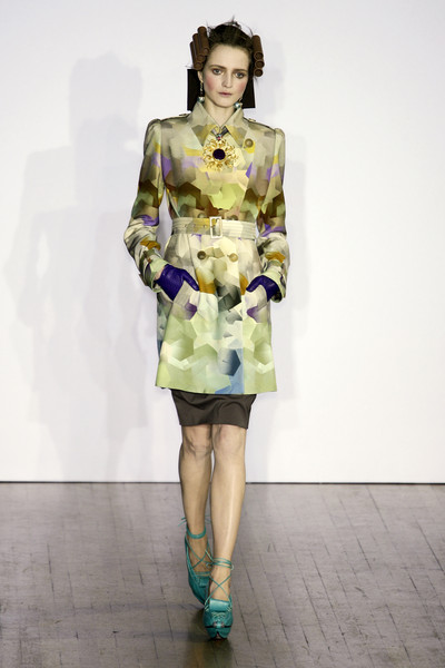 Basso & Brooke at London Fall 2009