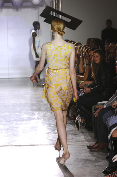 Basso & Brooke at London Spring 2008