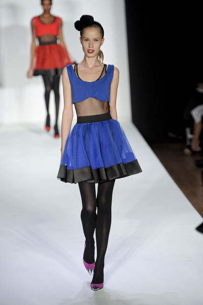 Bebe at New York Fall 2011
