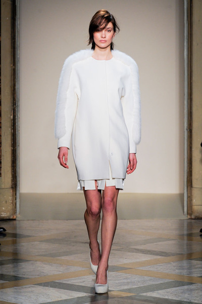 Beequeen by Chicca Lualdi at Milan Fall 2012