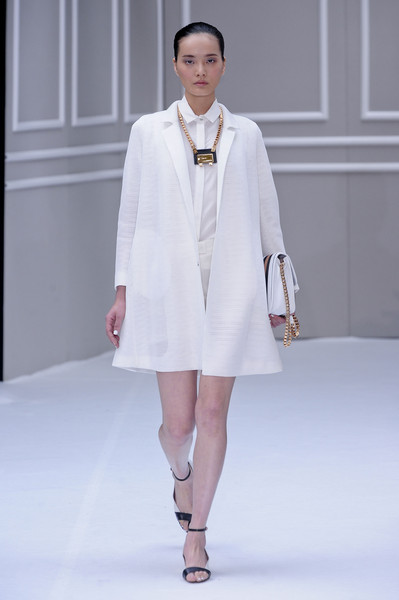 Beequeen by Chicca Lualdi at Milan Spring 2014