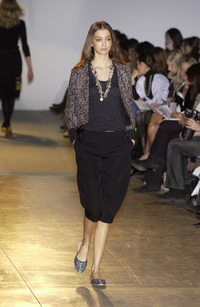 Behnaz Sarafpour at New York Fall 2005