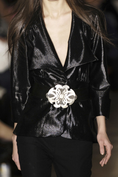Behnaz Sarafpour at New York Fall 2006 (Details)