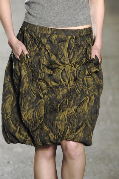 Behnaz Sarafpour at New York Fall 2007 (Details)