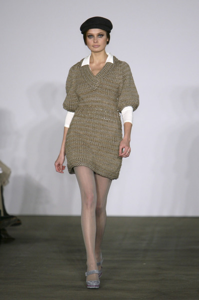 Behnaz Sarafpour at New York Fall 2008