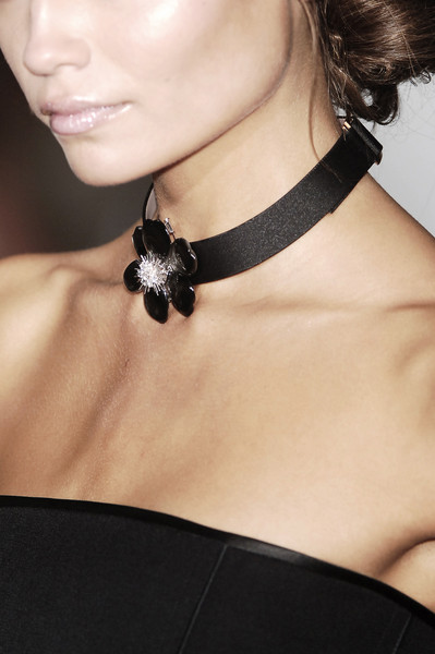 Behnaz Sarafpour at New York Spring 2006 (Details)
