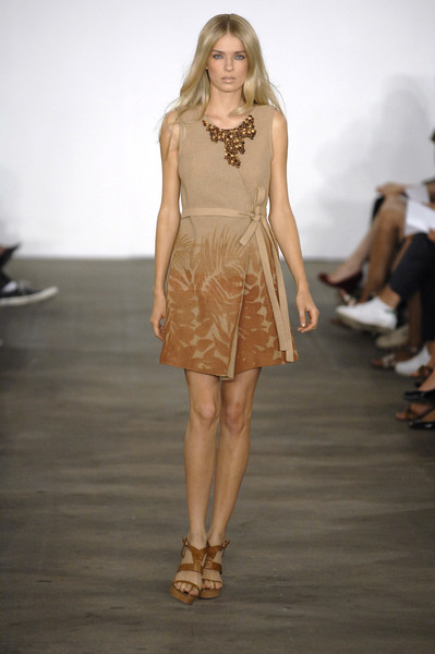 Behnaz Sarafpour at New York Spring 2008