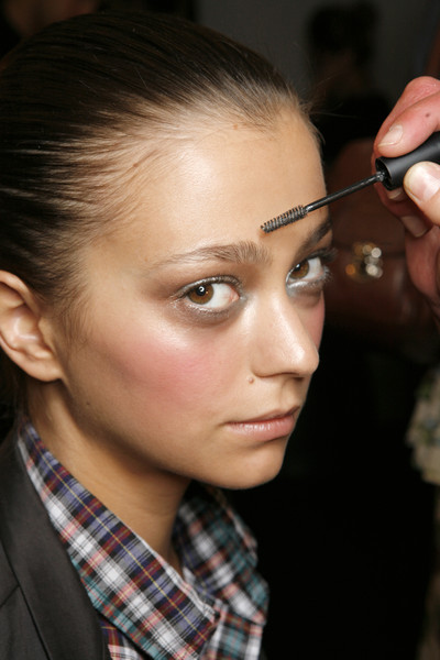 Behnaz Sarafpour at New York Spring 2009 (Details)