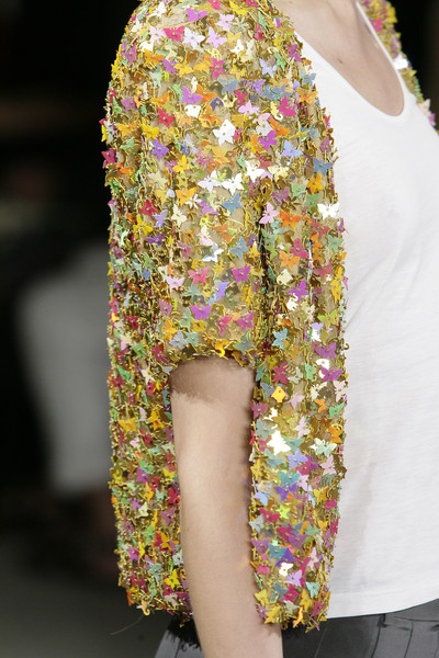 Behnaz Sarafpour at New York Spring 2010 (Details)