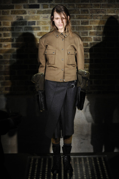 Belstaff at London Fall 2014