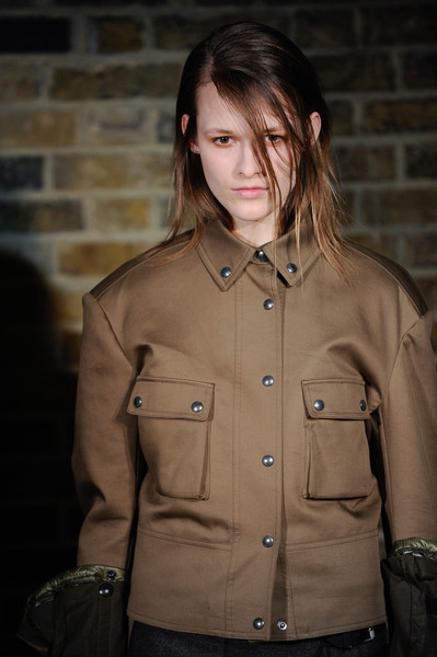Belstaff at London Fall 2014 (Details)