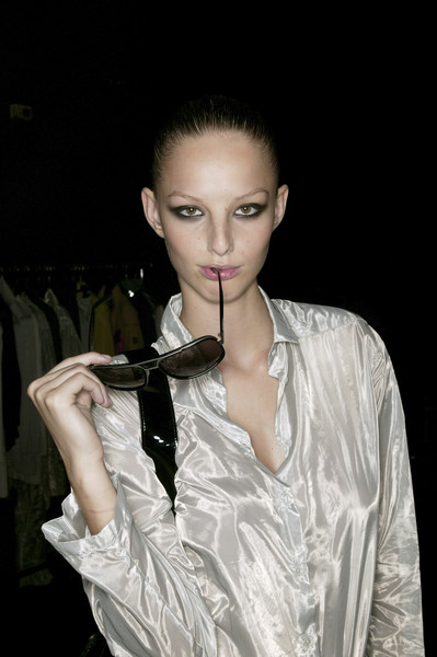 Belstaff at Milan Spring 2007 (Backstage)
