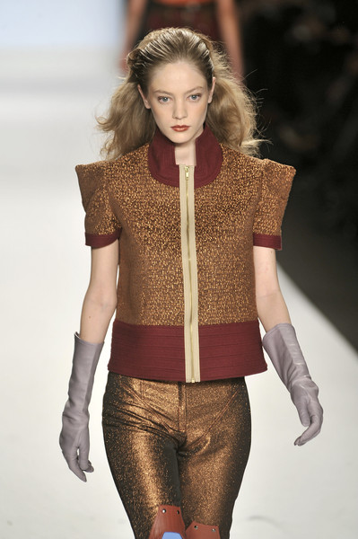 Ben Chmura at New York Fall 2010