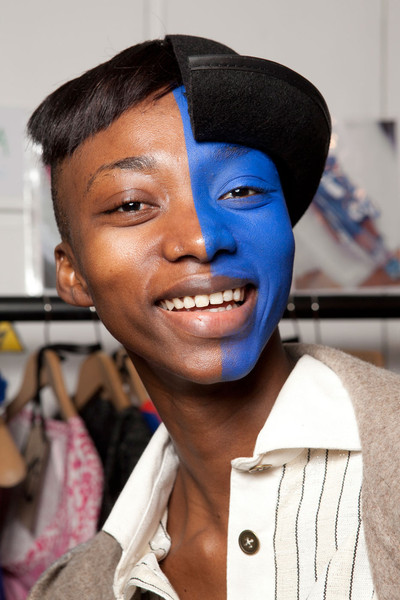 Bernhard Willhelm at Paris Fall 2012 (Backstage)