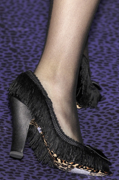 Betsey Johnson at New York Fall 2006 (Details)
