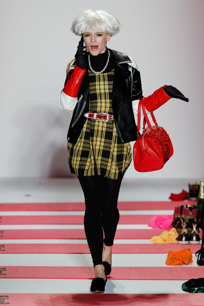 Betsey Johnson at New York Fall 2013