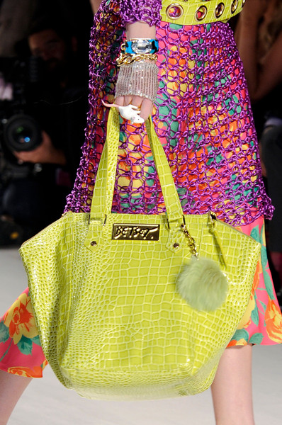 Betsey Johnson at New York Fall 2014 (Details)