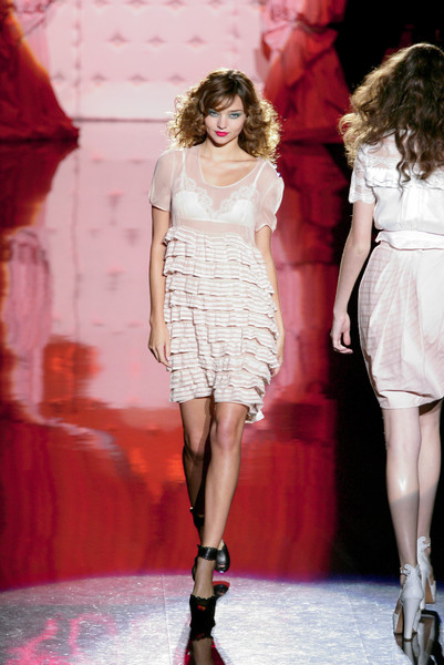 Betsey Johnson at New York Spring 2007