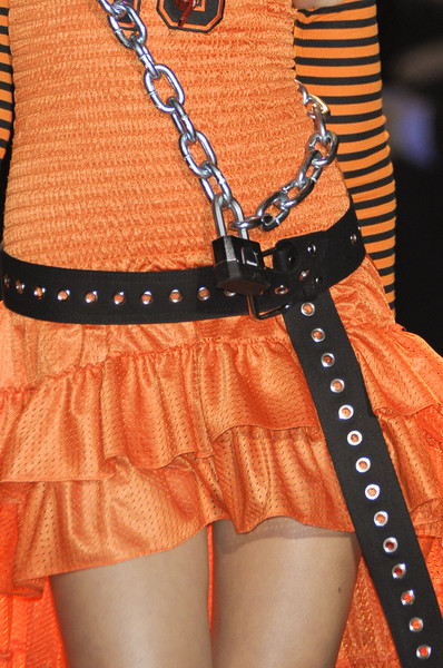 Betsey Johnson at New York Spring 2011 (Details)
