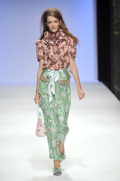 Betty Jackson at London Spring 2010