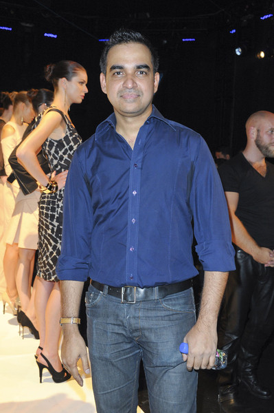 Bibhu Mohapatra at New York Spring 2012