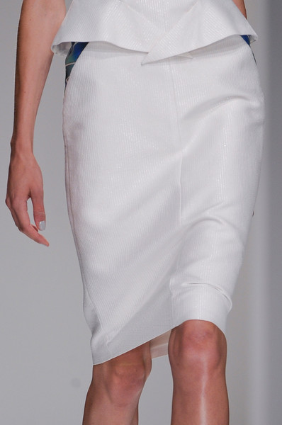 Bibhu Mohapatra at New York Spring 2013 (Details)