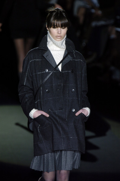 Bill Blass at New York Fall 2004